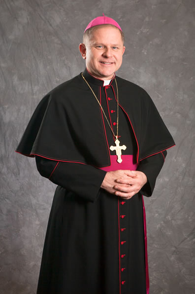 Bishop Robert Coyle