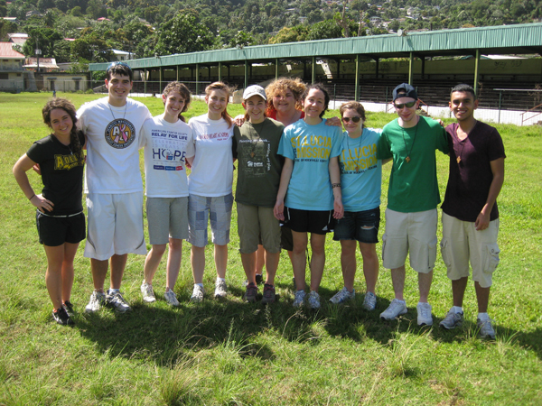 Adelphi Mission in St. Lucia