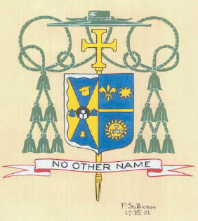 Bishop William Murphy's Coat of Arms