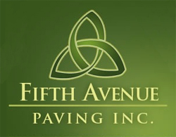 Fifth Avenue Paving